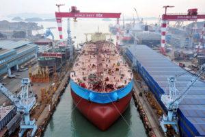 Gunvor, Oceangold & Maas Capital Order 6 Tankers via New JV